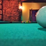 Pool Cue Perspective