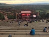 Red Rocks Amphitheater